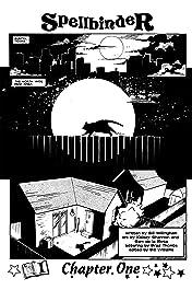 Strange Heroes #1