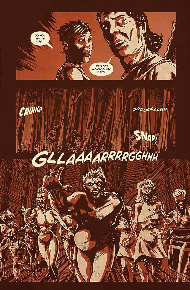 Zombie Spotlight #1