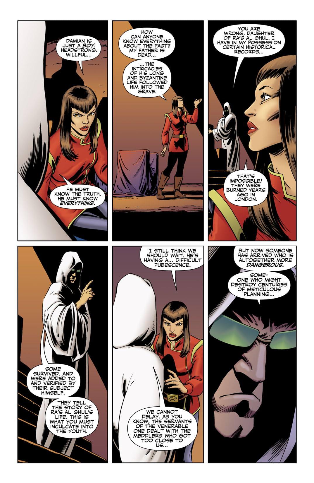 Batman (1940-2011): Annual #26