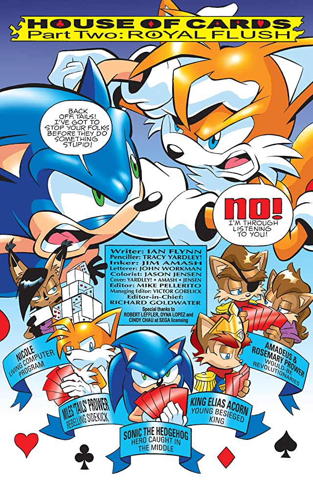 Sonic the Hedgehog #179