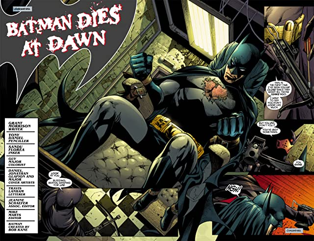 click for super-sized previews of Batman (1940-2011) #674
