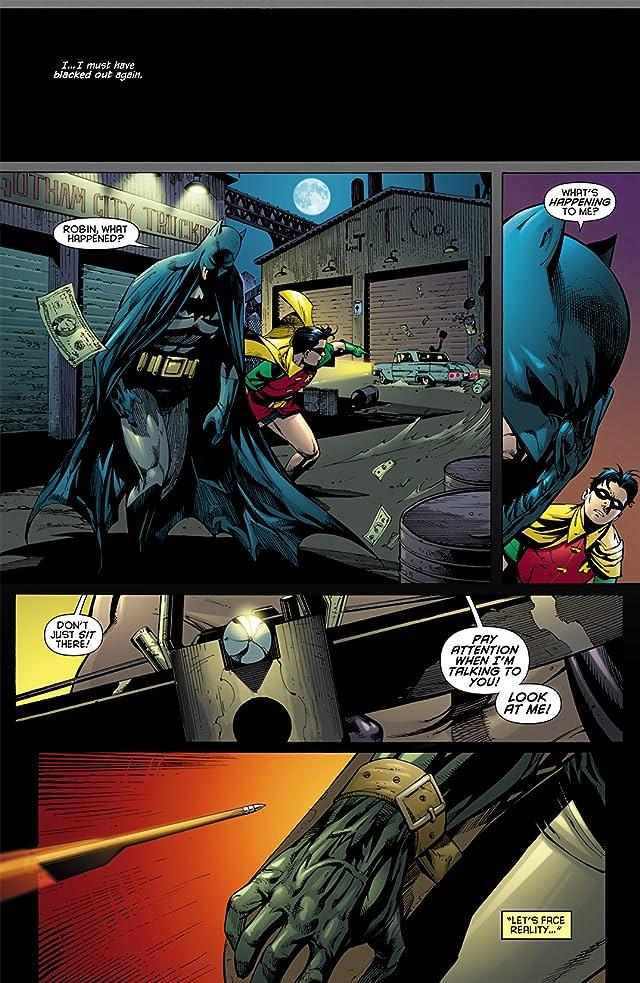 Batman (1940-2011) #674