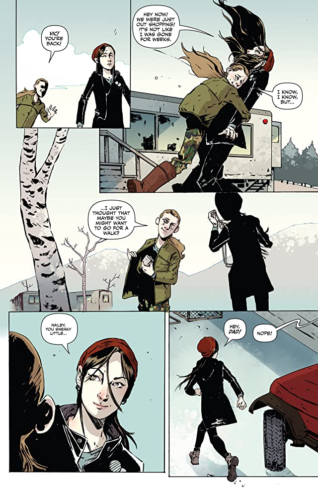 click for super-sized previews of Sheltered #1