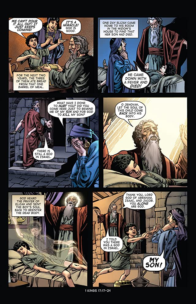 click for super-sized previews of Elijah