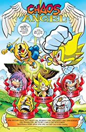 Sonic the Hedgehog #184