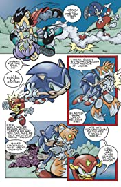 Sonic the Hedgehog #186