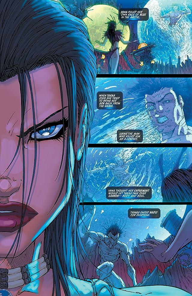 click for super-sized previews of Fathom: The Elite Saga #4