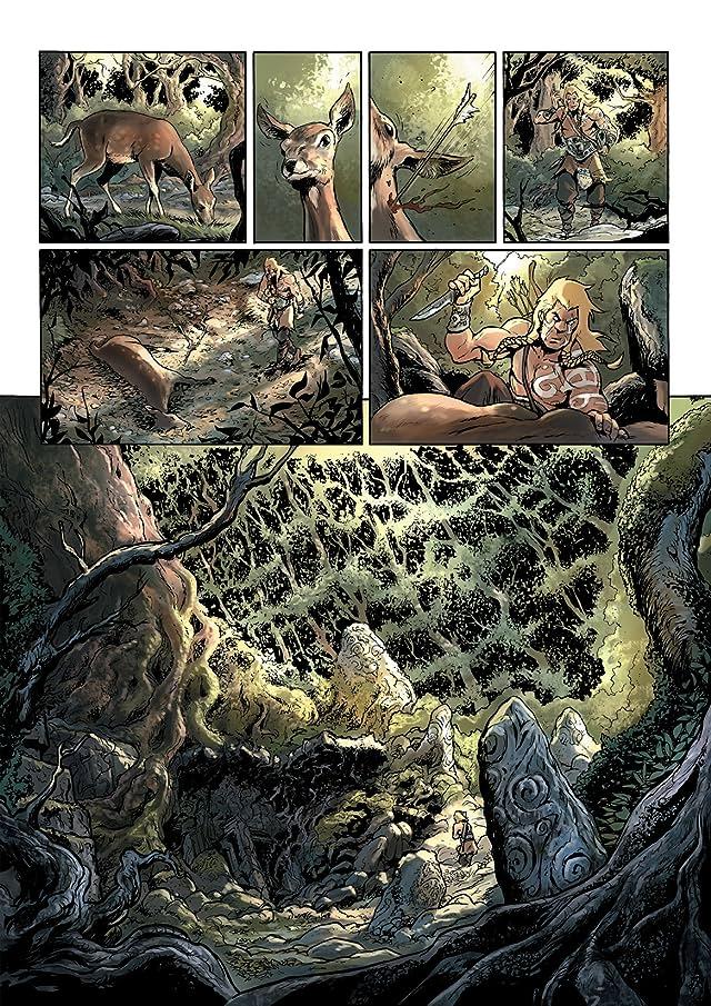 click for super-sized previews of Elya, les Brumes d'Asceltis Vol. 1: Naissance