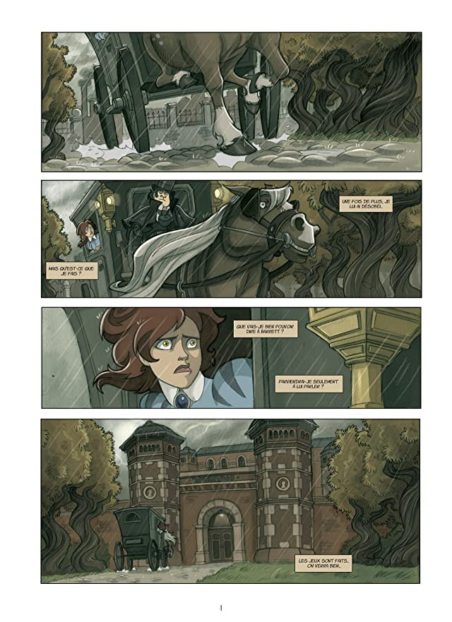 click for super-sized previews of Clues Vol. 2: Dans l'ombre de l'ennemi