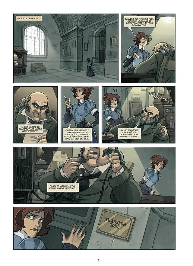 click for super-sized previews of Clues Vol. 2: Dans l'ombre de l'ennemi