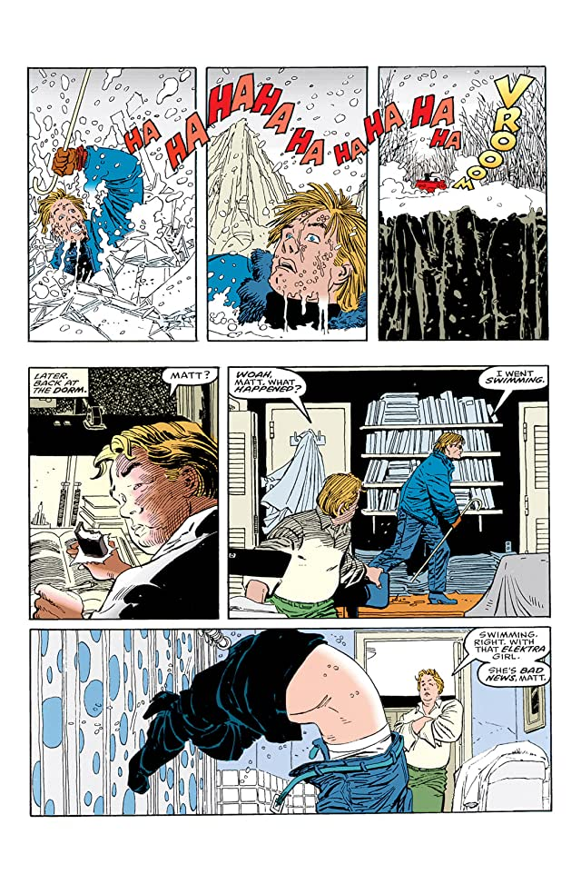 click for super-sized previews of Daredevil: The Man Without Fear (1993-1994) #3