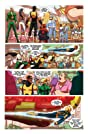 click for super-sized previews of Marvel Share Your Universe Sampler