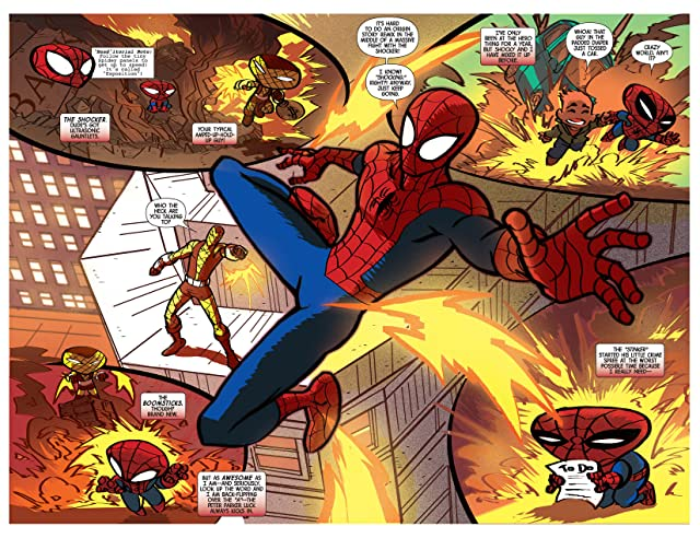 click for super-sized previews of Share Your Universe Ultimate Spider-Man