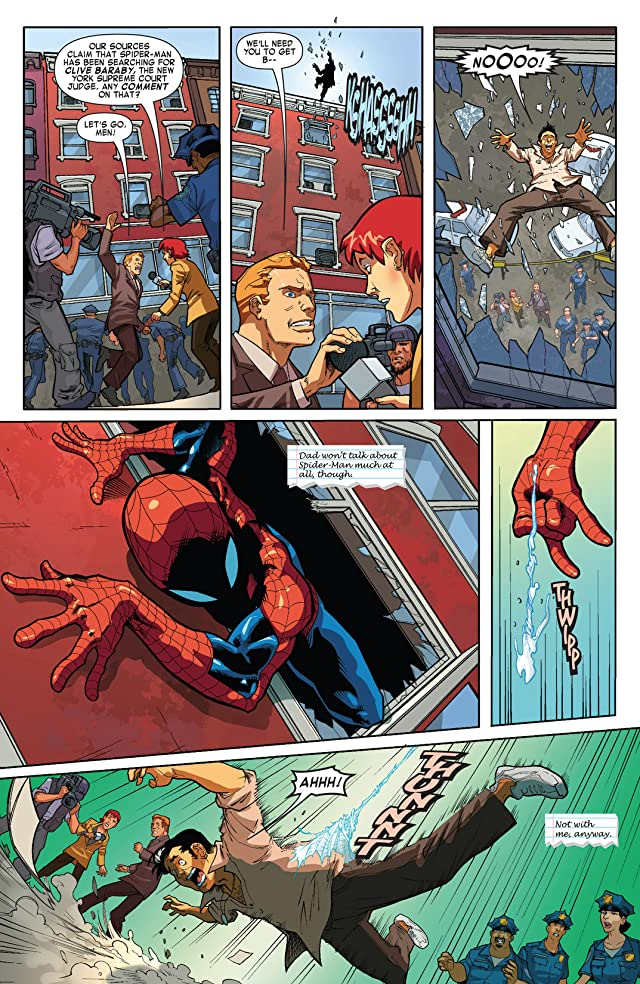 click for super-sized previews of Share Your Universe Spider-Man