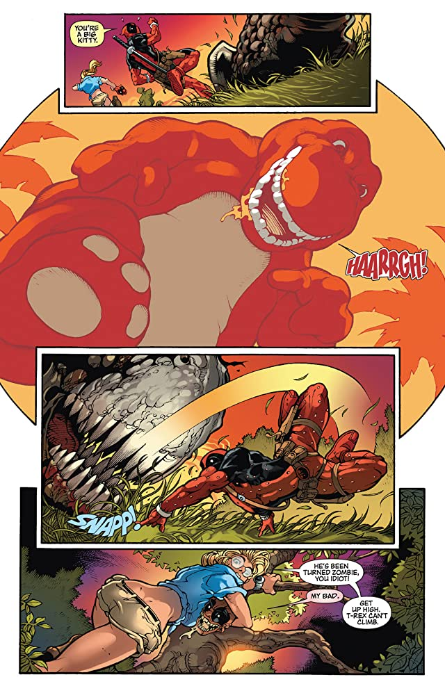Deadpool: Merc With A Mouth #4 (of 13)
