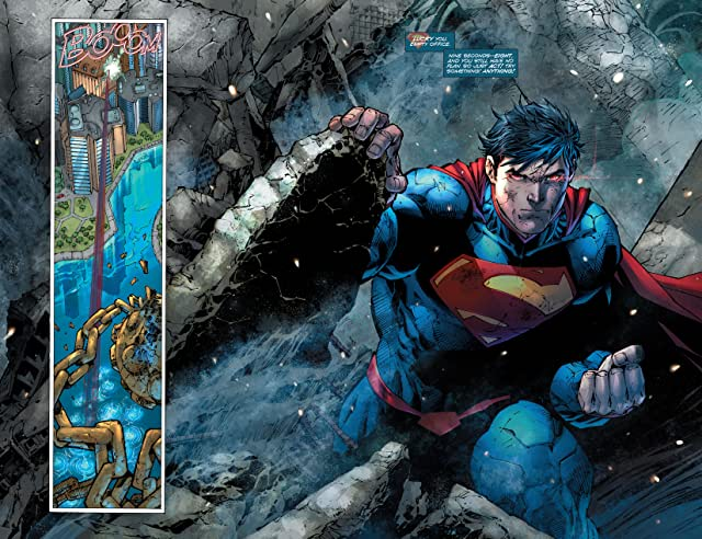 click for super-sized previews of Superman Unchained (2013-2014) #2