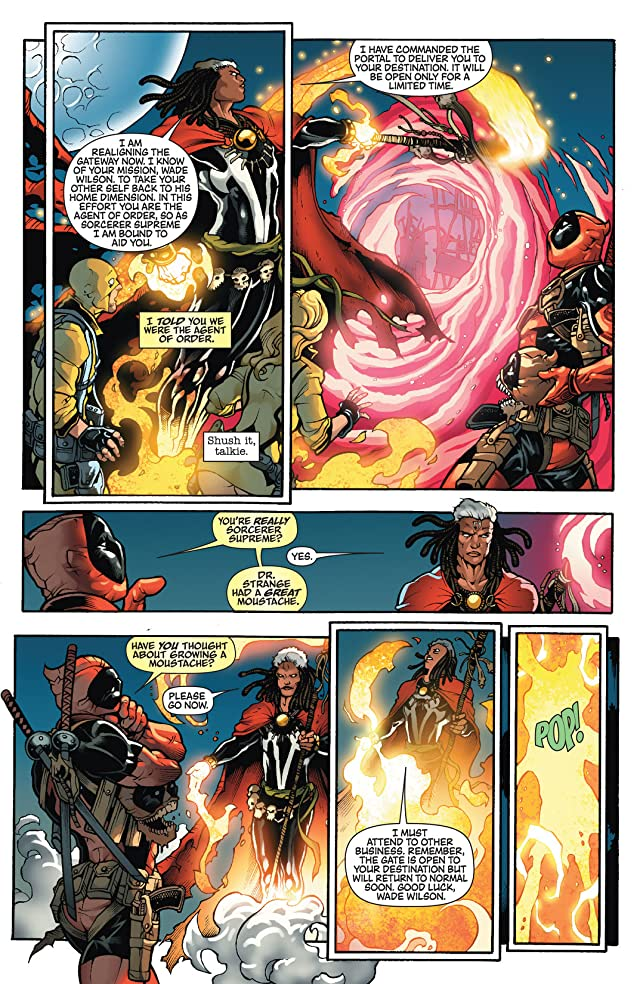 Deadpool: Merc With A Mouth #8 (of 13)