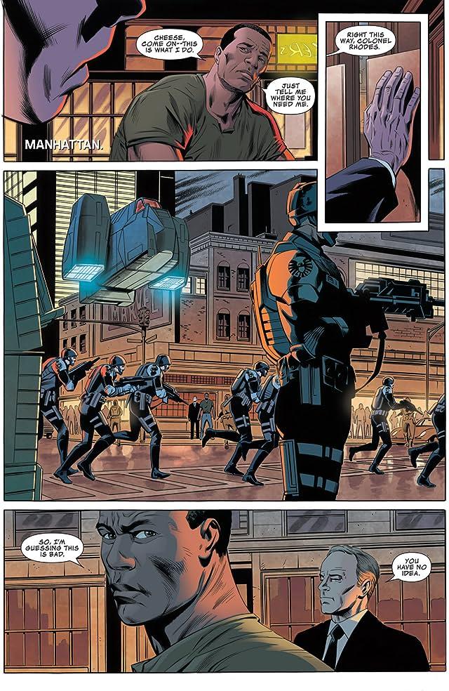 click for super-sized previews of Secret Avengers (2013-2014) #6