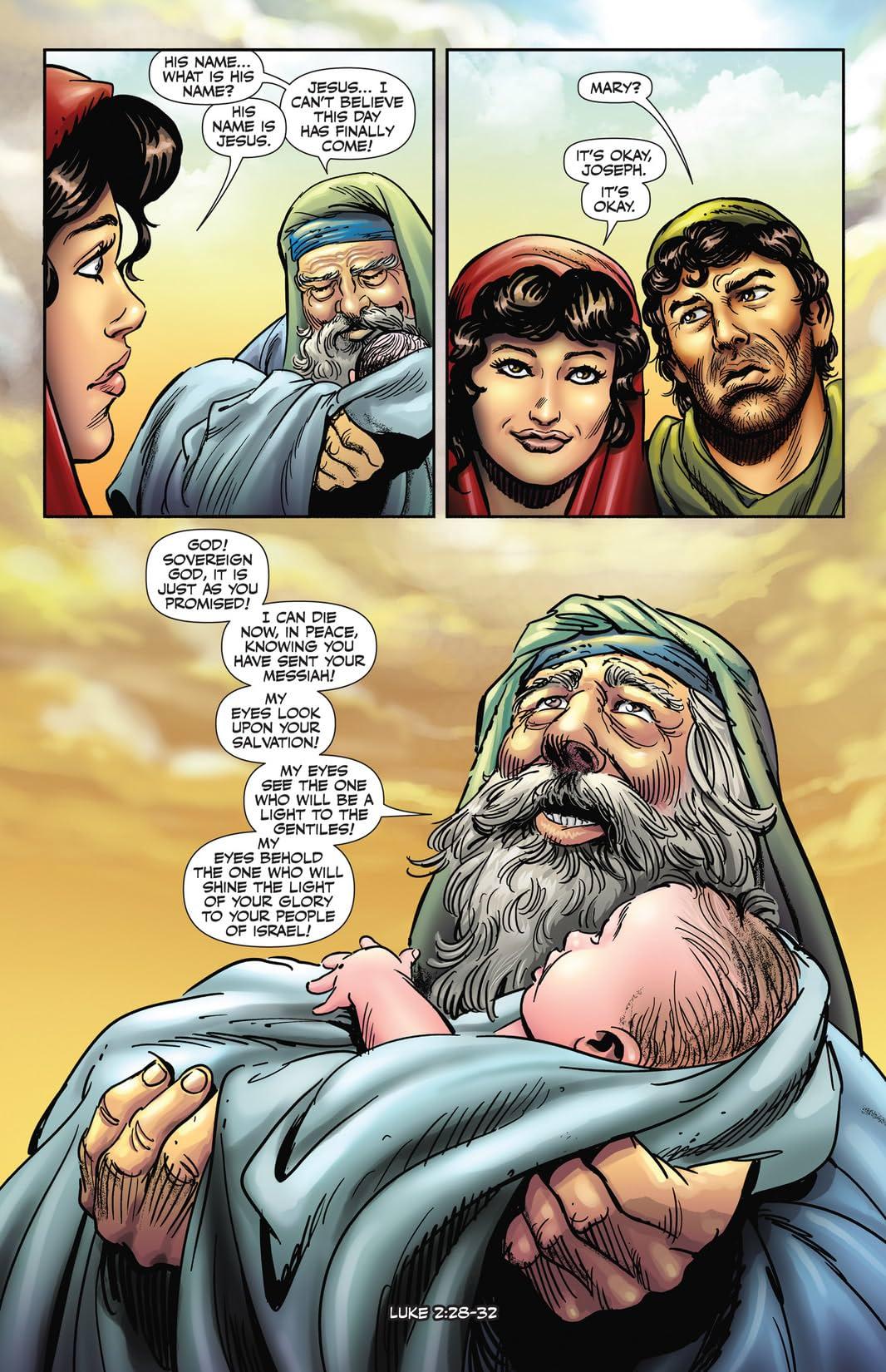 The Christ Vol. 2