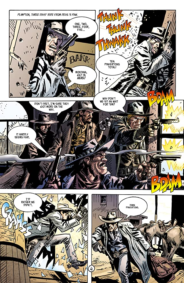 click for super-sized previews of Jonah Hex (2006-2011) #21