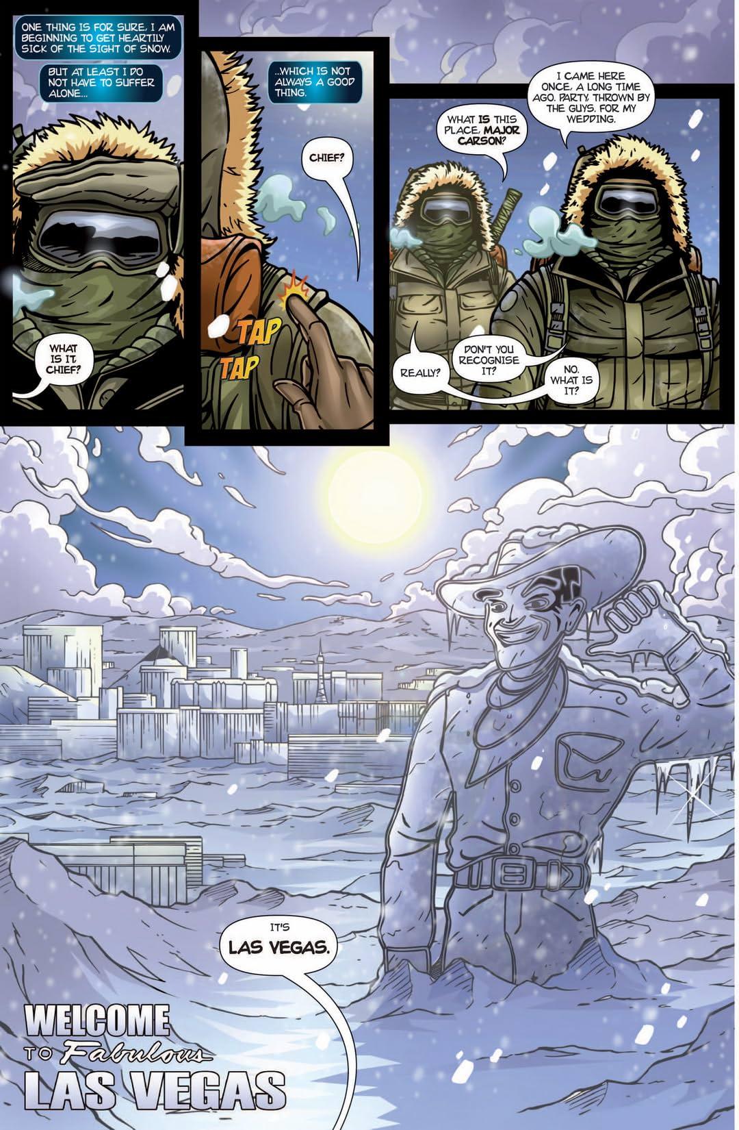 Frozen Wasteland #4