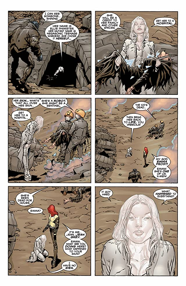 click for super-sized previews of New X-Men (2001-2004) #116