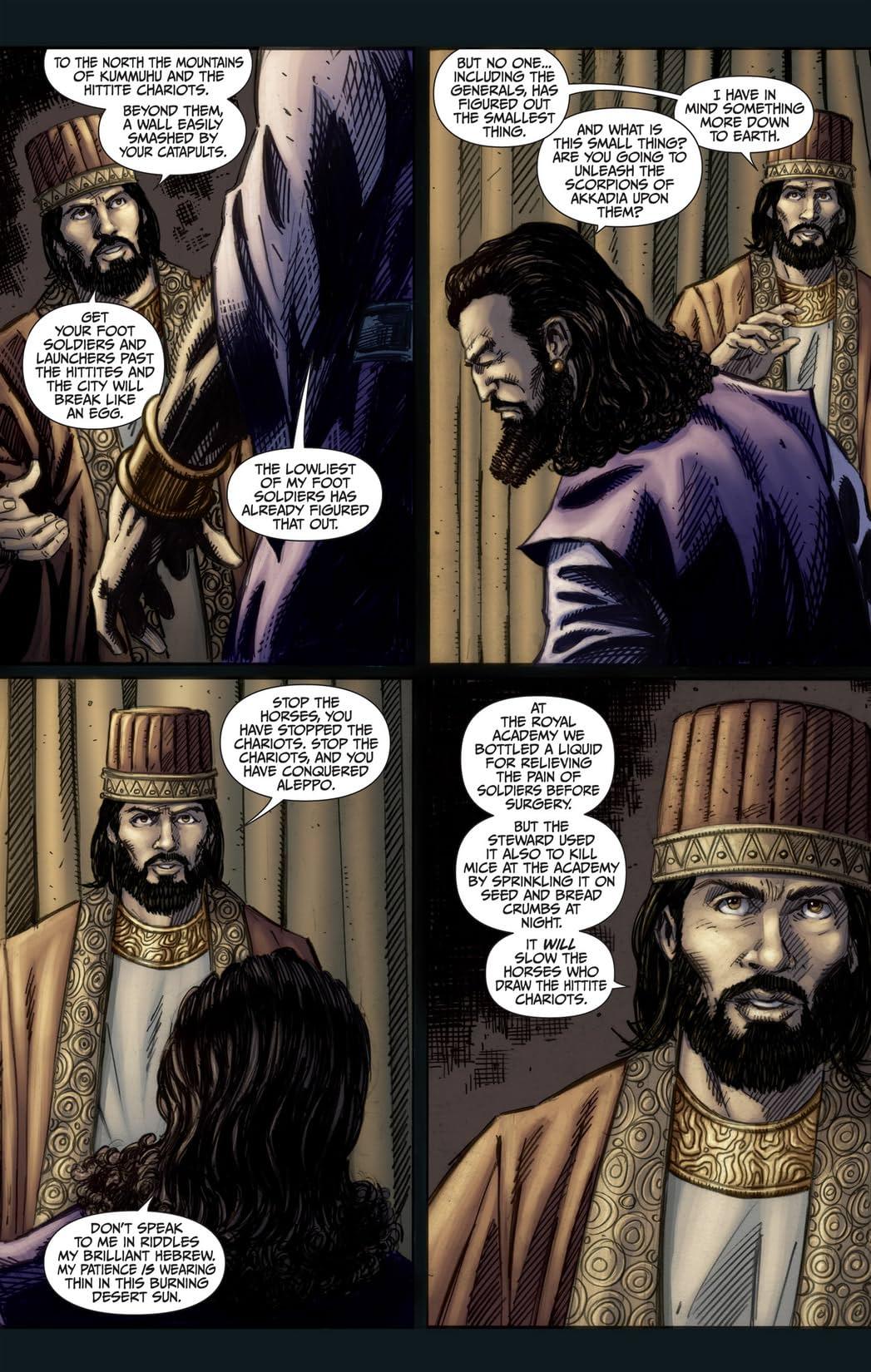 Babylon Vol. 2: Conquest