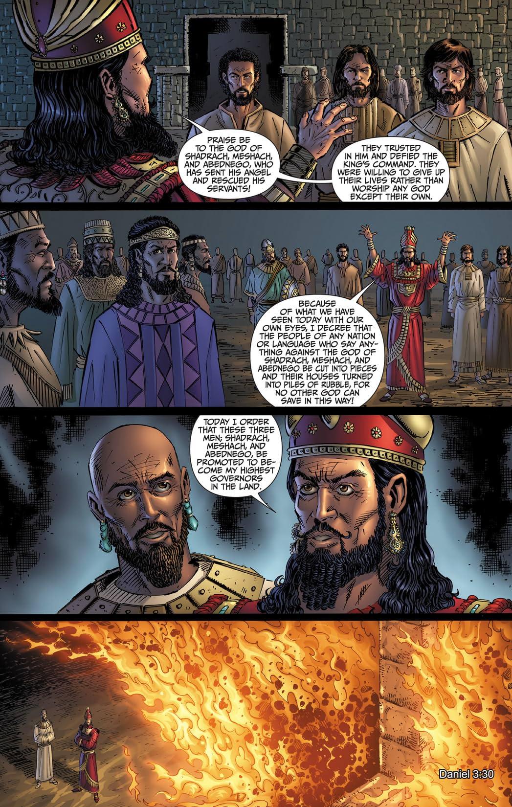 Babylon Vol. 3: Madman