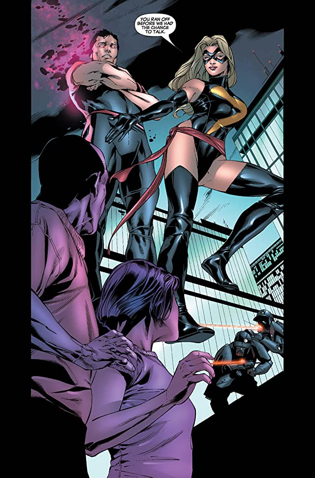 click for super-sized previews of Ms. Marvel (2006-2010) #7