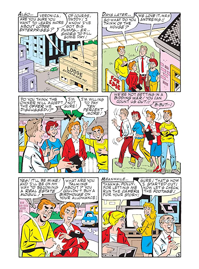 Archie & Friends Double Digest #29