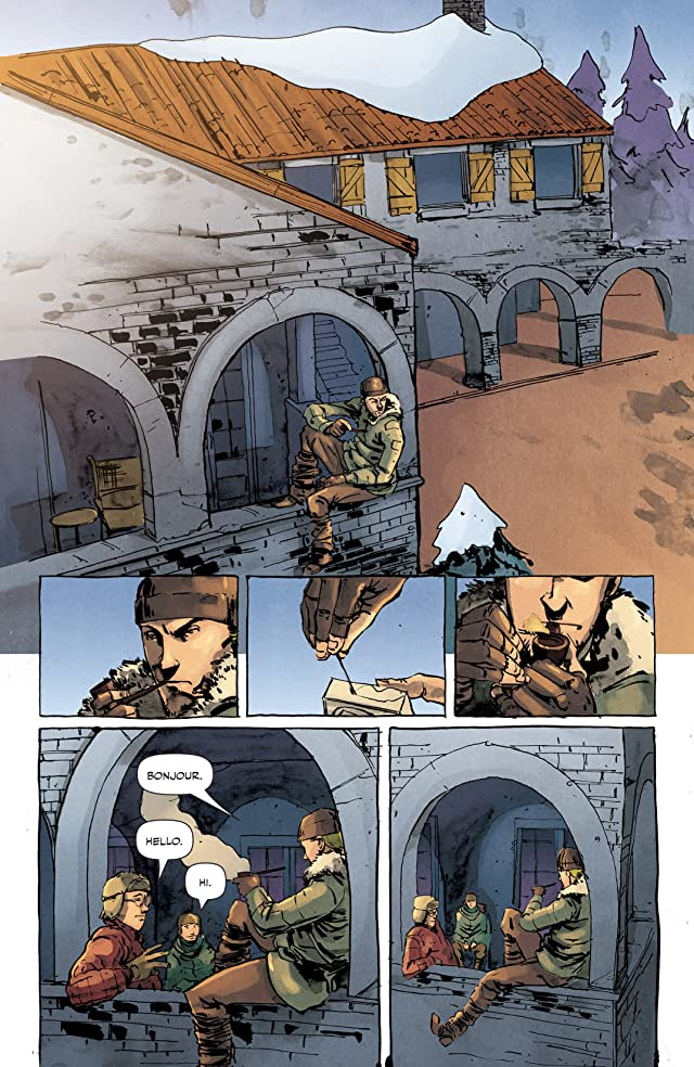 click for super-sized previews of Peter Panzerfaust #12
