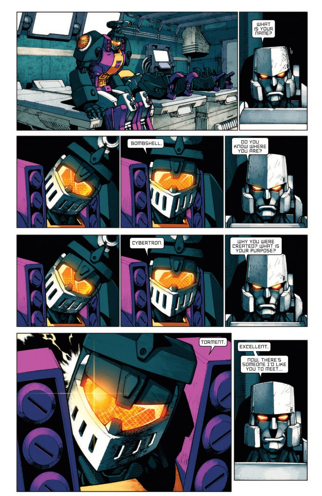 Transformers: All Hail Megatron Vol. 2
