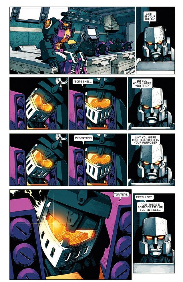Transformers: All Hail Megatron Vol. 2