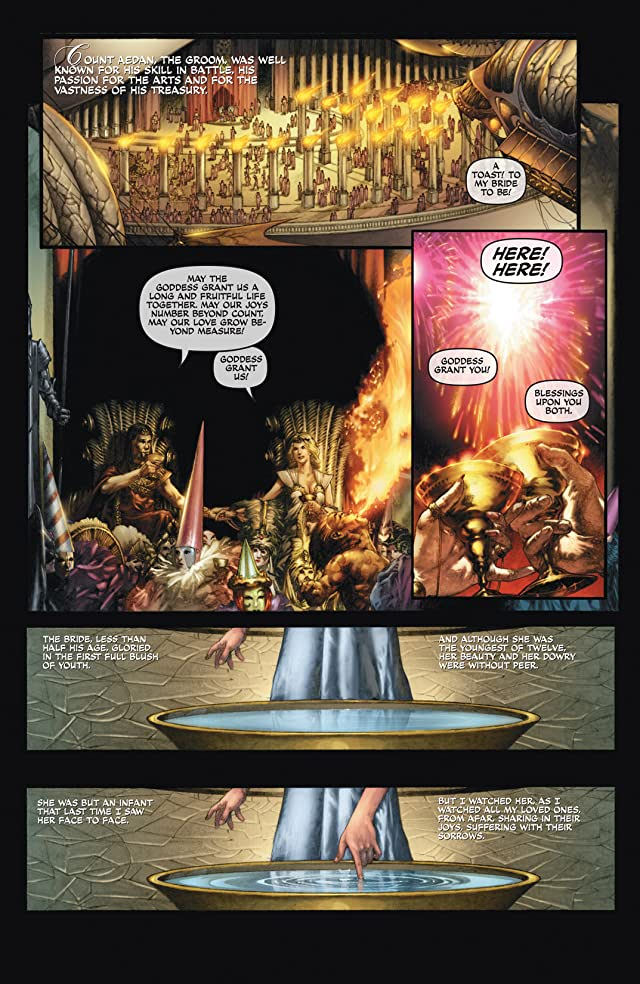 click for super-sized previews of Spawn: Godslayer