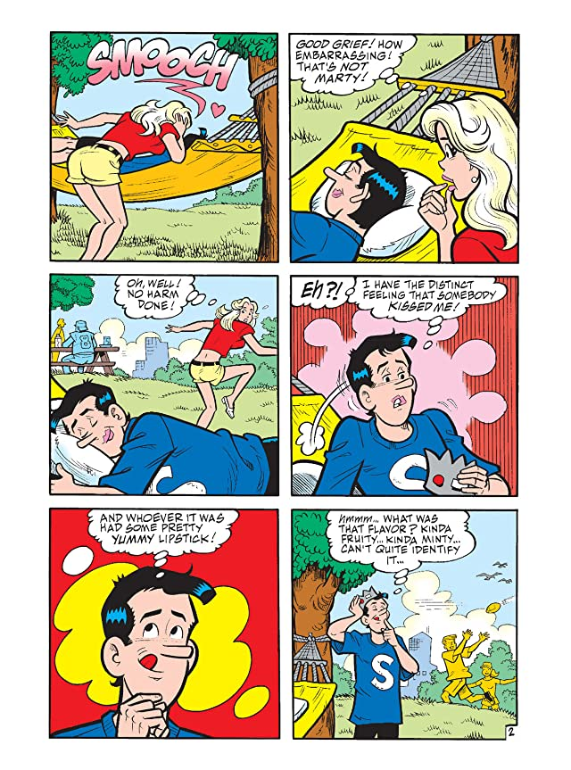 click for super-sized previews of Jughead Double Digest #194