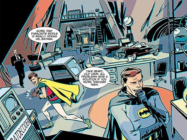 click for super-sized previews of Batman '66 #2