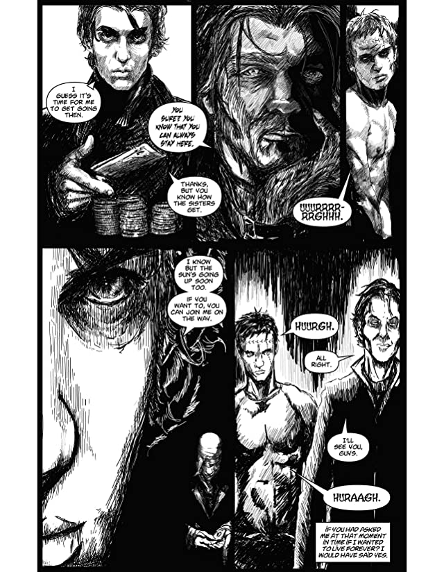 click for super-sized previews of What Would Dracula Do?