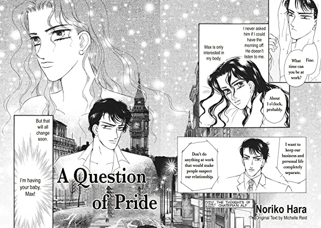 click for super-sized previews of A Question of Pride: Preview