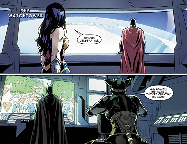 Injustice: Gods Among Us (2013) #25