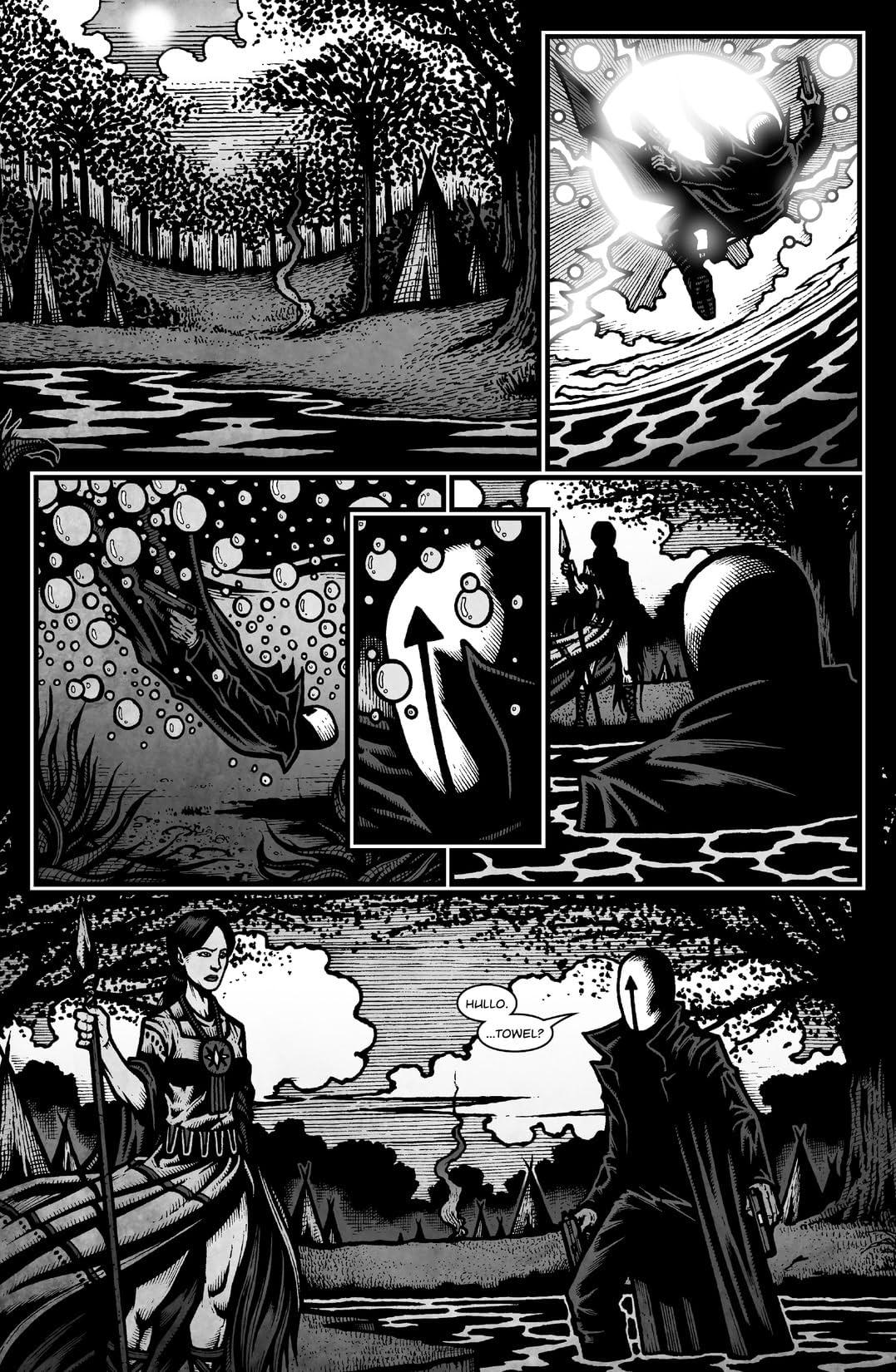 Midnight Man #1