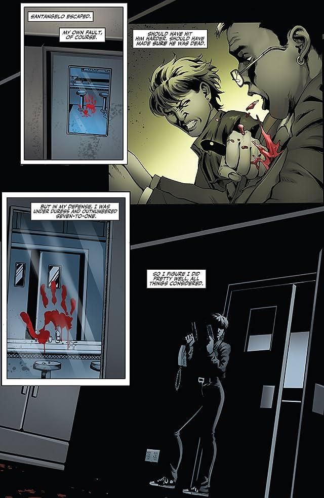 Garth Ennis' Jennifer Blood #29