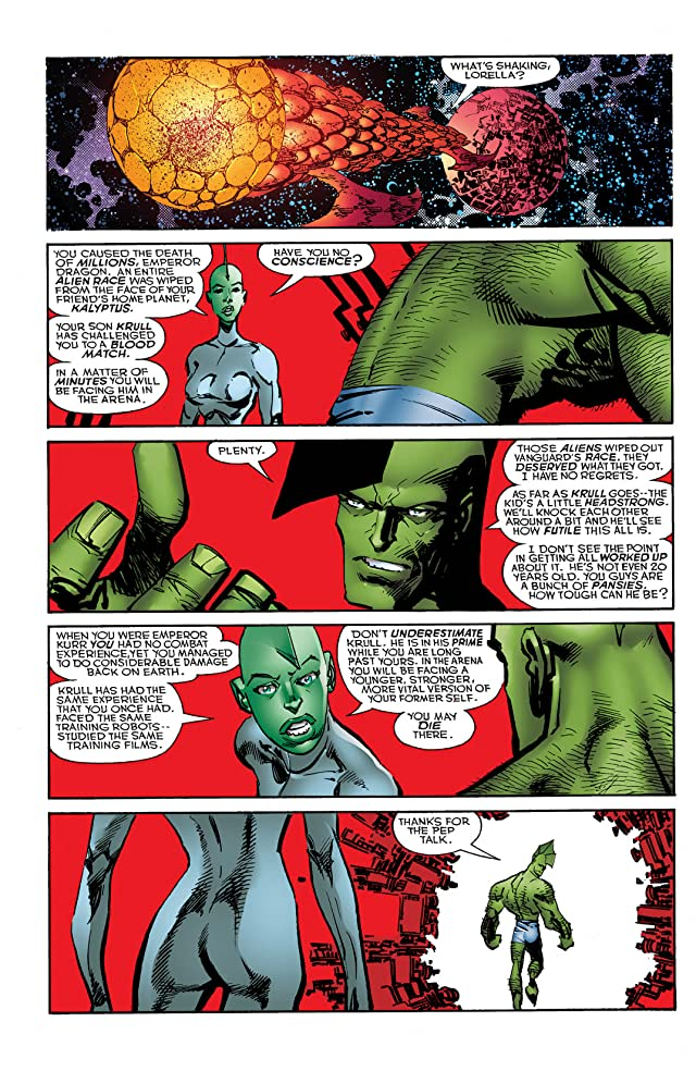 Savage Dragon On Trial