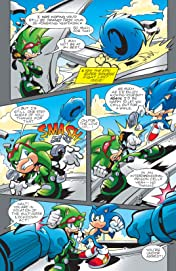 Sonic the Hedgehog #197
