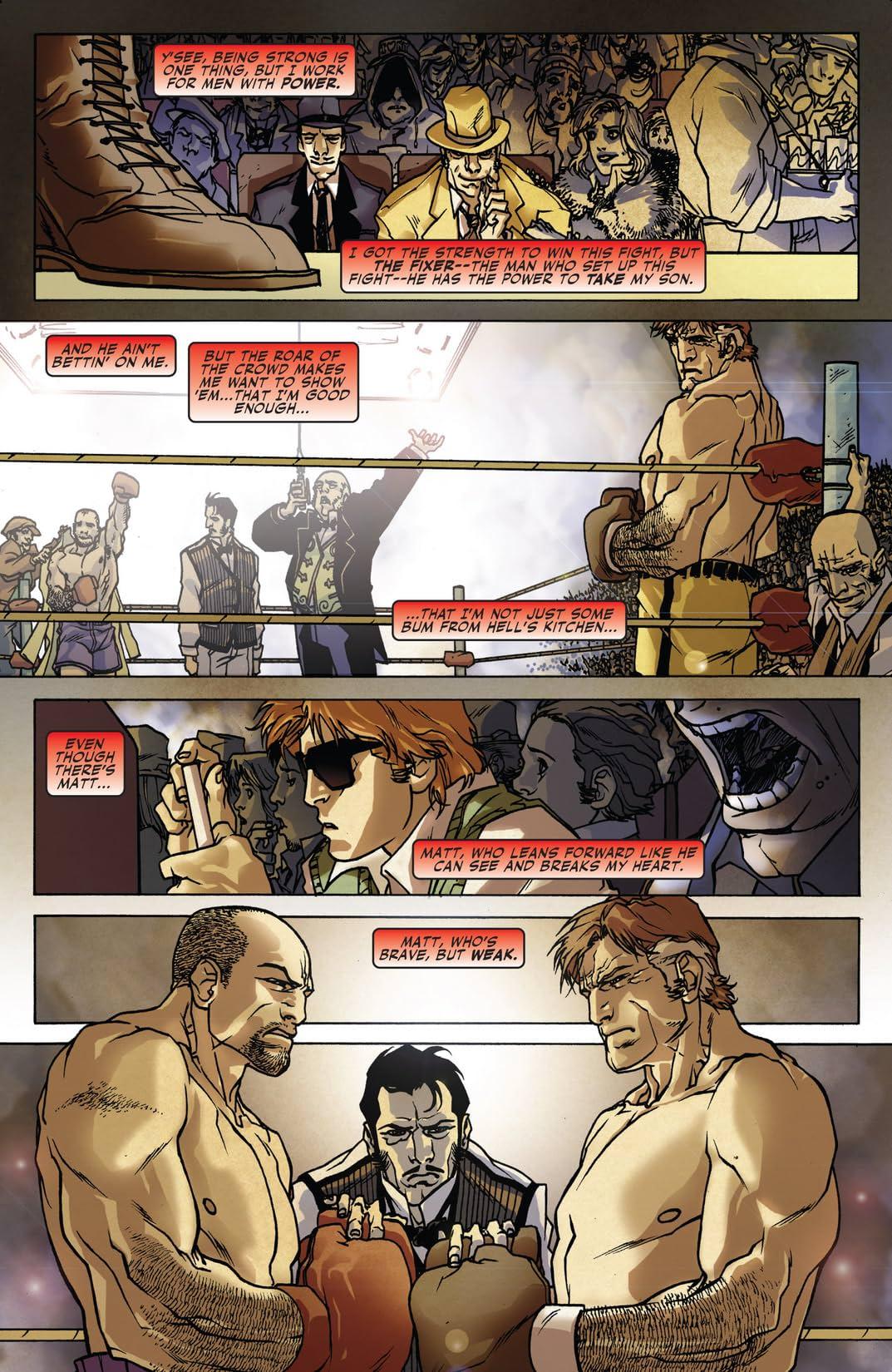 Daredevil: Battlin' Jack Murdock #1 (of 4)