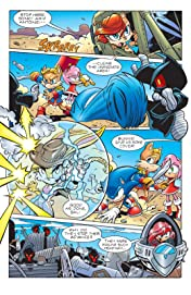 Sonic the Hedgehog #198