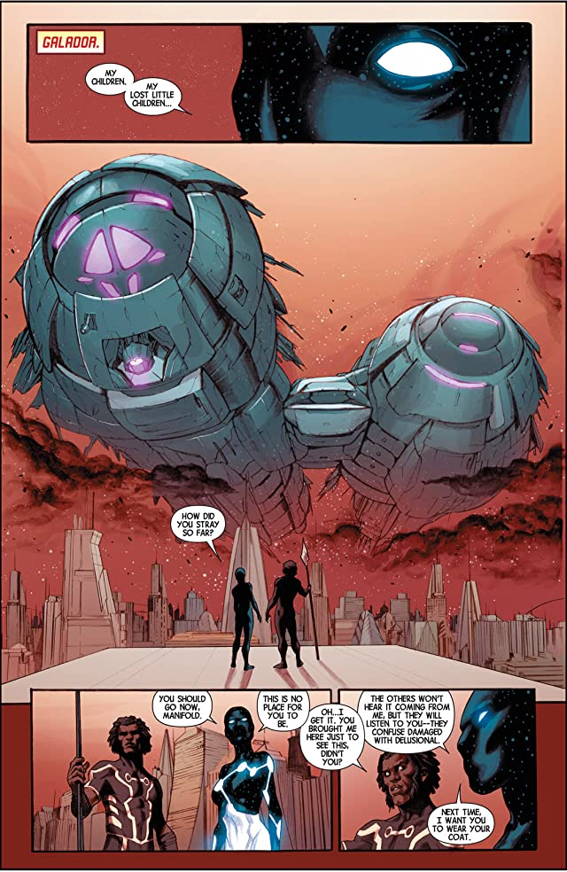 click for super-sized previews of Avengers (2012-2015) #16