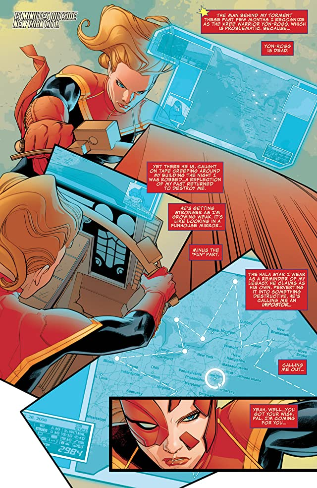 click for super-sized previews of Avengers Assemble #17