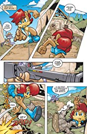 Sonic the Hedgehog #188