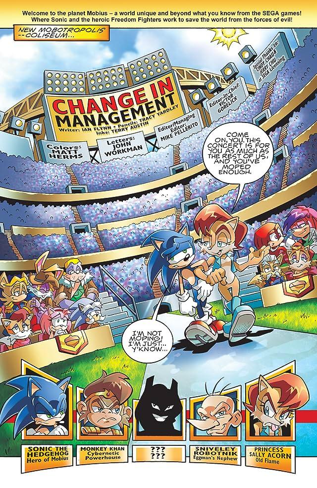 Sonic the Hedgehog #201