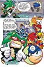 click for super-sized previews of Sonic the Hedgehog #190